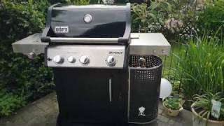 Mein neuer Grill: WEBER Spirit EP335 Premium GBS - Gasgrill Review (German)