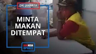Viral Video Oknum Petugas Covid-19 Ngotot Ingin Makan di Tempat saat PSBB: Kalau Didenda, Saya Bayar
