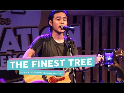 [HD] The Finest Tree - Sedikit Waktu (Live at TOP COFFEE, Yogyakarta 2017)