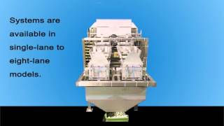 Linear Weigher - Demonstration by Ohlson Packaging