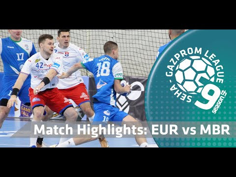 Match highlights: Eurofarm Rabotnik vs Meshkov Brest