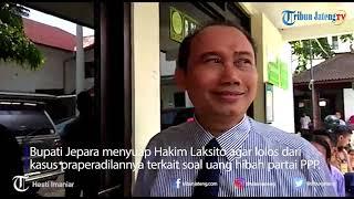 KPK Gelar Rekontruksi Kasus Suap Bupati Jepara