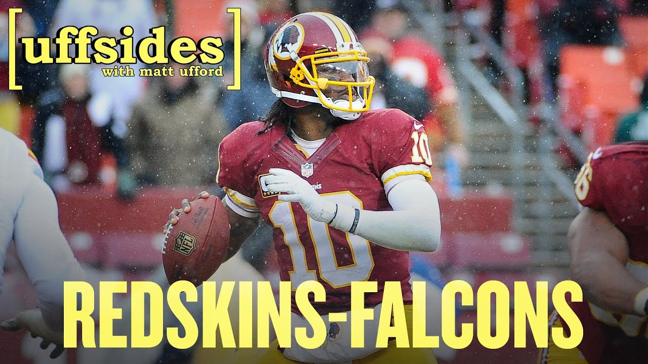 Redskins vs Falcons 2013: Uffsides NFL Week 15 Previews thumbnail