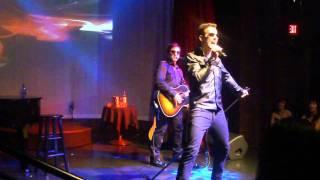 "Joey McIntyre Emanuel Kiriakou ""Big Time/Run Into You"" Las Vegas 2/19/2011"