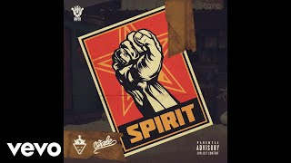 Kwesta - Spirit (Official Audio) ft. Wale ft. Wale