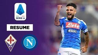 Les spectateurs du stade Artemio-Franchi en ont eu pour leur argent samedi soir, à l'occasion du duel entre la Fiorentina et le SSC Naples comptant pour la 1ère journée de Serie A