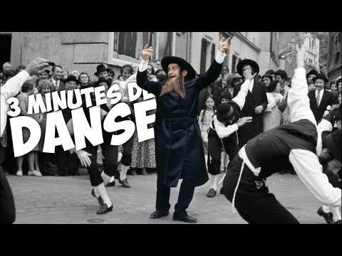3 minutes de danse avec Louis de Funès !