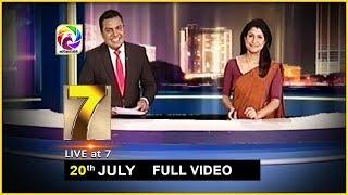Live at 7 News – 2019.07.20