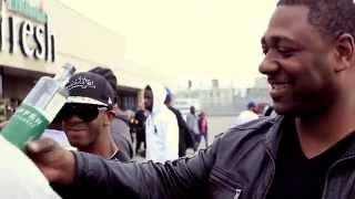 "50 Cent Promotes ""Effen Vodka"" @Liquor Wine Warehouse in Rockaway Queens NY."