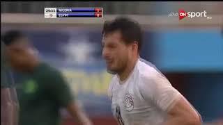 ملخص مبـــ ــ ـ اراة مصر و نيجيريا - (0 - 1 مباراه جنونيه🔥 ملخص كامل شاشه كامله  HD