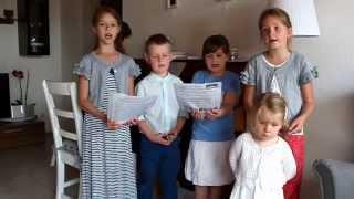 Kinderchor - Lasst uns eine Kirche baun