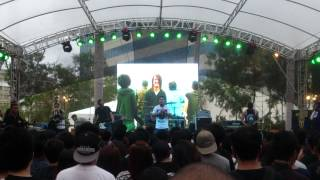 FASPITCH   All Under Heaven   08   17  2014   Venice Piazza Mckinley Hill   Sonic Boom Shockwave 201