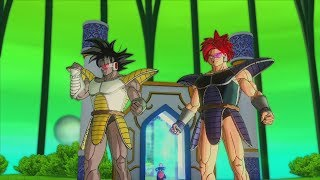 Dragon Ball Xenoverse 2 ~ Infinite History: Turles (Instructor) cutscenes and quotes