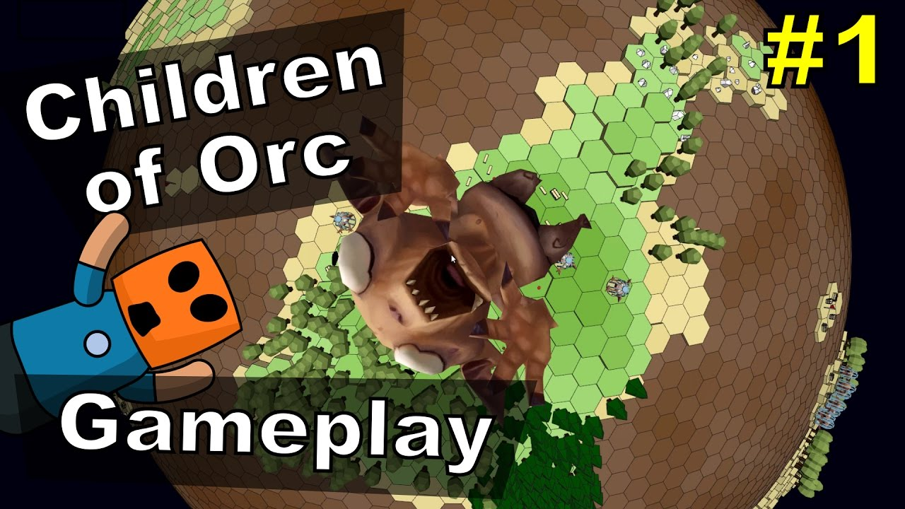 Children of Orc #1 | Gameplay