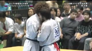 10-й Абсолютный Чемпионат Мира по карате киокушинкай