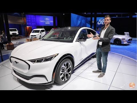 Highlights and New Car Reveals from the 2019 LA Auto Show (video)