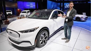 Top 10 New Car Reveals from the 2019 LA Auto Show