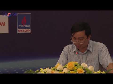 HỘI THẢO TIỀM NĂNG PHÁT TRIỂN THỊ TRƯỜNG KHÍ TẠI VIỆT NAM - Ông Đoàn Hồng Hải