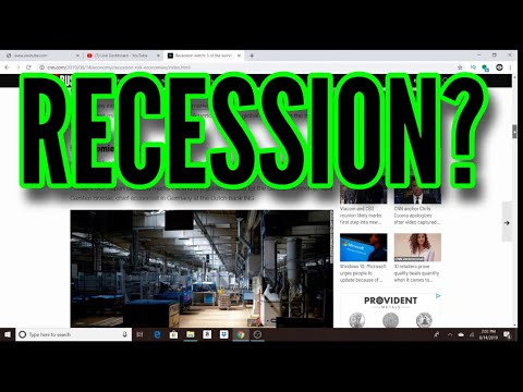 5 ECONOMIC POWERS ENTERING RECESSION?
