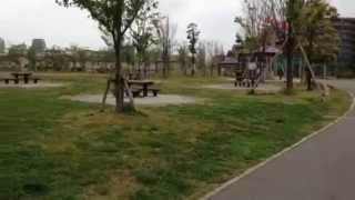 広尾防災公園のイメージ