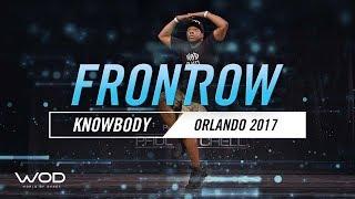 "Brandon ""Knowbody"" Greathouse | FrontRow | World of Dance Orlando 2017 | #WODFL17"