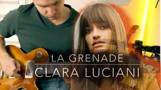 La Grenade - Clara Luciani - COVER CORSO SÉBASTIEN