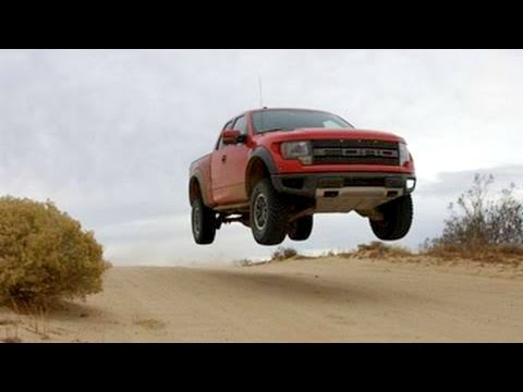 2010 Ford F-150 Raptor - On Land, Through Water, In the Air - Kelley Blue Book