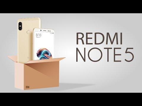 Mở hộp Redmi Note 5 chính hãng: camera chụp rất đẹp trong giá tầm trung