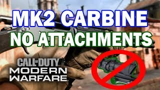 MW: Aggressive MK2 Carbine (NO ATTACHMENTS)