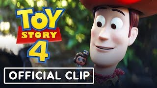 "Toy Story 4   ""Giggle McDimples"" Clip"