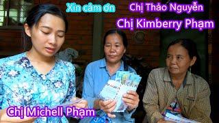 Gửi Quà Cho Chị Loan Và Chị Lệ - @Hương Vị Đồng Quê - Bến Tre - Miền Tây