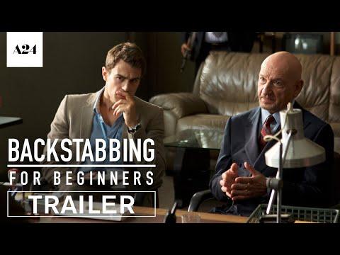 Backstabbing for Beginners (Trailer)