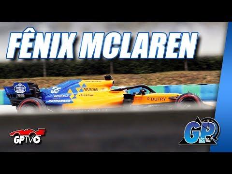 McLaren ressurge das cinzas para ser quarta força da F1 | GP às 10