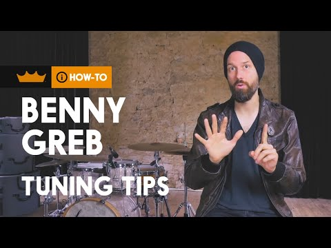 Remo + Benny Greb: Tuning Tips