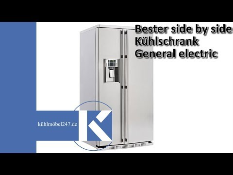Side By Side Kühlschrank Flach : Test kühlschrank side by side test vergleich top produkte