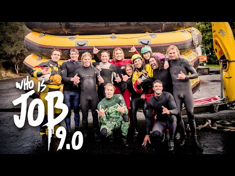 Waterfall Rafting and A Last Raglan Swell | Who is JOB 9.0 S8E8