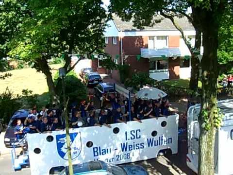 Wulfener Aufstiegswagen beim Schützenfest 2008