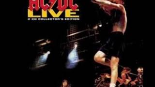 The Jack (live '92) - AC/DC