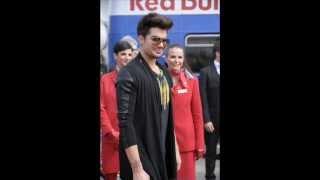 Adam Lambert Love Wins Over Glamour