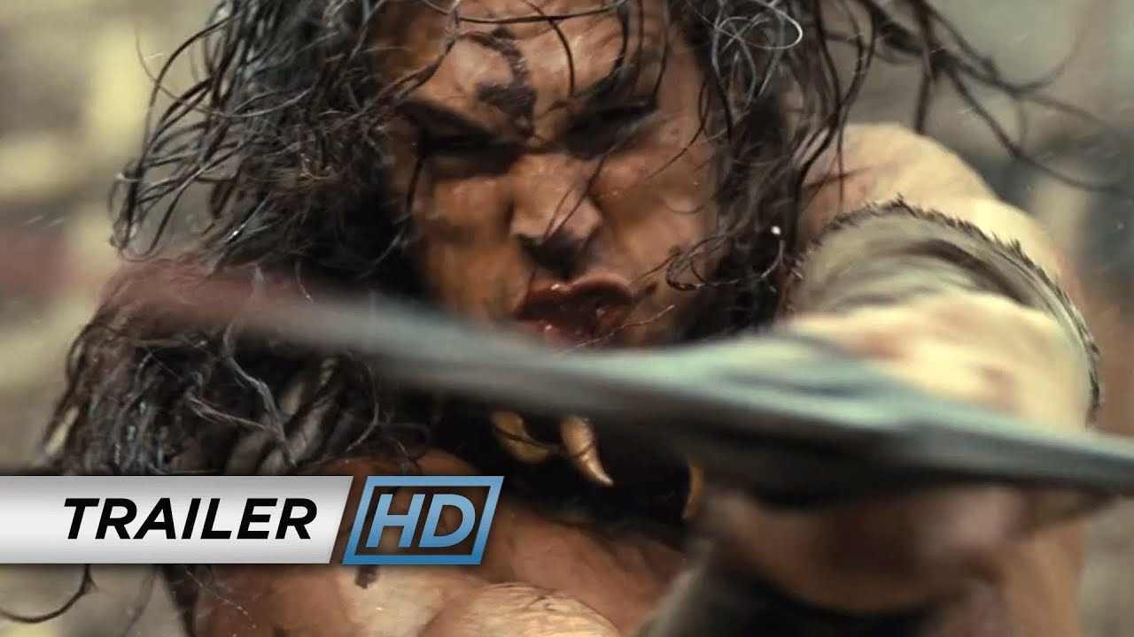 Movie Trailer:  Conan the Barbarian (2011)