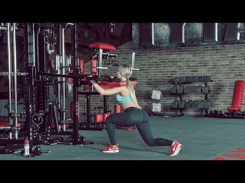 TYTAX® T1-X (Opt. JD)   Lever Alternating Rear Lunges