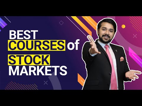 Best Course for Stock Markets in India I Careers in Stock Markets |Which course to do I Harsh Goela