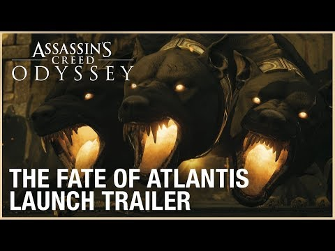 Assassin's Creed Odyssey: The Fate of Atlantis DLC | Launch Trailer thumbnail