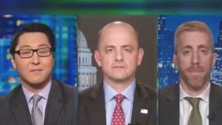 3 CNN Heads get OWNED by Joel Pollak (They Cut to Commercials)