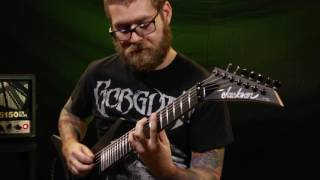 Revocation's Dave Davidson on his Jackson USA Signature Warrior