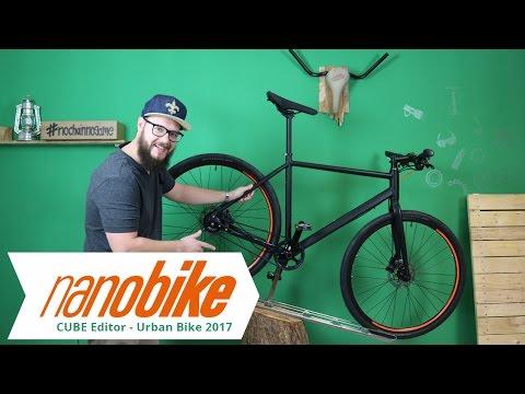 Cube Editor – Urban Bike 2017