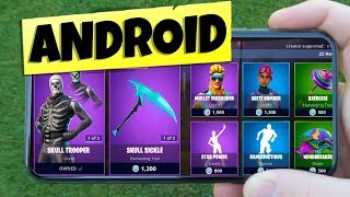 Fortnite Mobile ANDROID is RELEASED for ALL DEVICES!