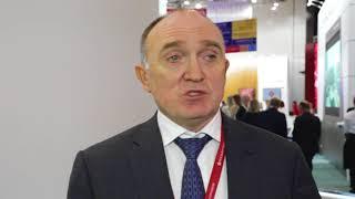 Губернатор Челябинской области Борис Дубровский - о подготовке к саммиту ШОС-2020