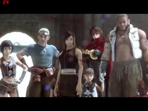 Final Fantasy 7: Advent Children - Ending