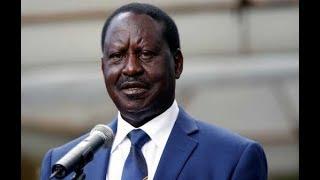 Raila's Outburst :NASA leader Raila Odinga has slam IG Boinett,says he is harassing NASA leaders